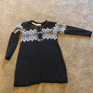 Girls Hannah Andersson dress size 130 cm or US 8